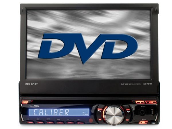 Radio DVD/USB/SD/MP4/AUX IN/BT/TOUCH SCREEN